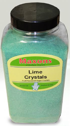 MAX36 LIME CRYSTALS
